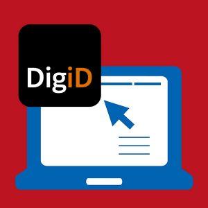 Machtig ons met je DigiD