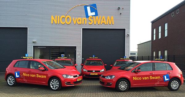 Verkeersschool Nico van Swam